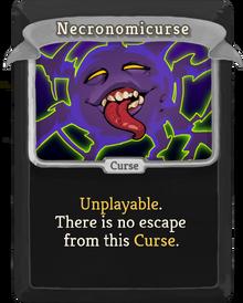 Necronomicurse