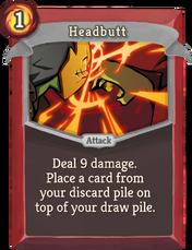 R?headbutt