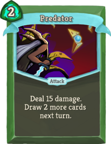 R predator