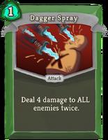 DaggerSpray