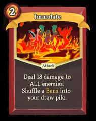 Immolate harder!!!!