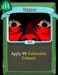 R terror