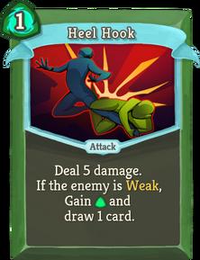 R heel-hook
