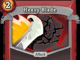 Heavy Blade