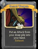 SecretWeapon