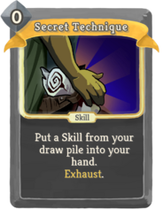 SecretTechnique