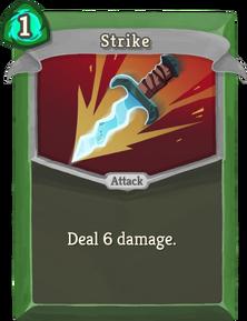 R strike