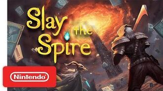 Slay the Spire - Announcement Trailer - Nintendo Switch