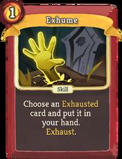 R?exhume