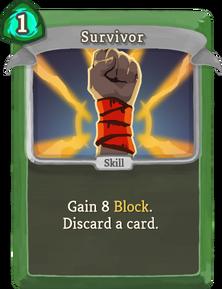 R survivor