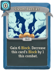 SteamBarrier