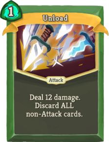 R unload