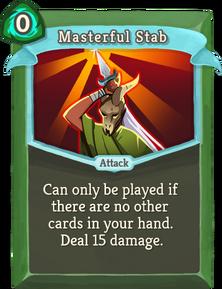 R masterful-stab