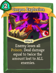 R corpse-explosion