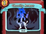 Ghostly Armor