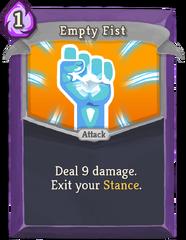EmptyFist