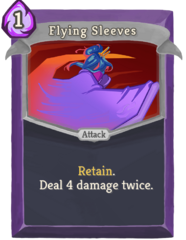 FlyingSleeves