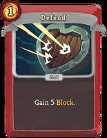 Defend R