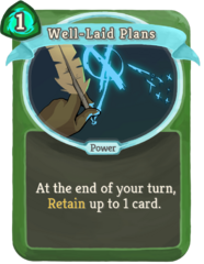 Well-LaidPlans
