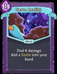 CarveReality