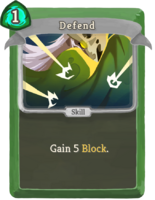 Defend G