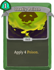 R deadly-poison