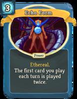 EchoForm