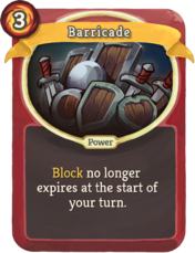 R?barricade
