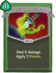 PoisonedStab