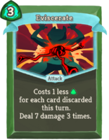 Eviscerate