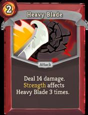 R?heavy-blade