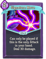 SignatureMove
