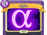 Alpha (BETA)