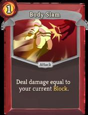 R?body-slam