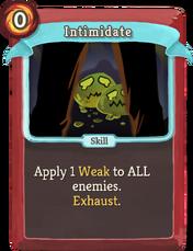 R?intimidate