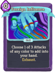 ForeignInfluence