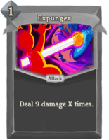 Expunger