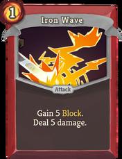 R?iron-wave