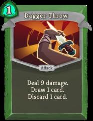 DaggerThrow