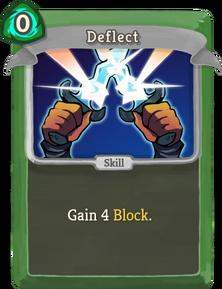 R deflect