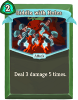 RiddleWithHoles