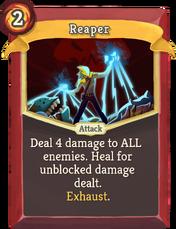 W reaper
