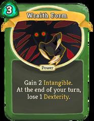WraithForm