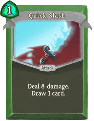 QuickSlash