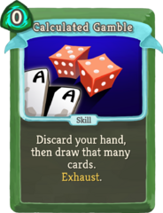 R calculated-gamble