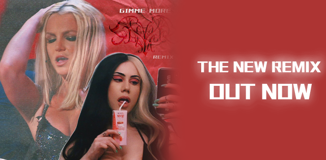 Gimme More Out Now