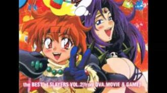 The Best of Slayers 2 From OVA, Movie, and Game - 07 A Skilled Rival Conceals Her Claws