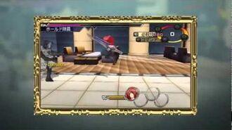 Heroes Fantasia - Gameplay Trailer - JP - PSP-0