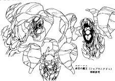 Slayers Hyper TV Concept-art 068