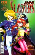 Slayers medieval mayhem cover